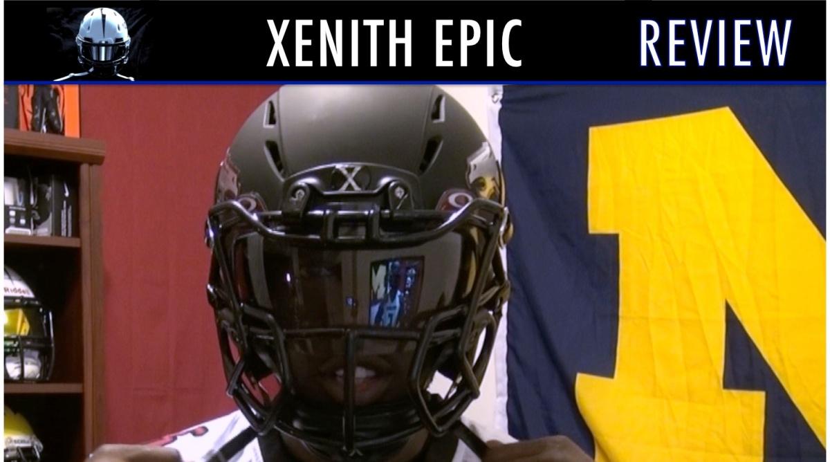 Xenith X2 Football Helmet Reviews Vast