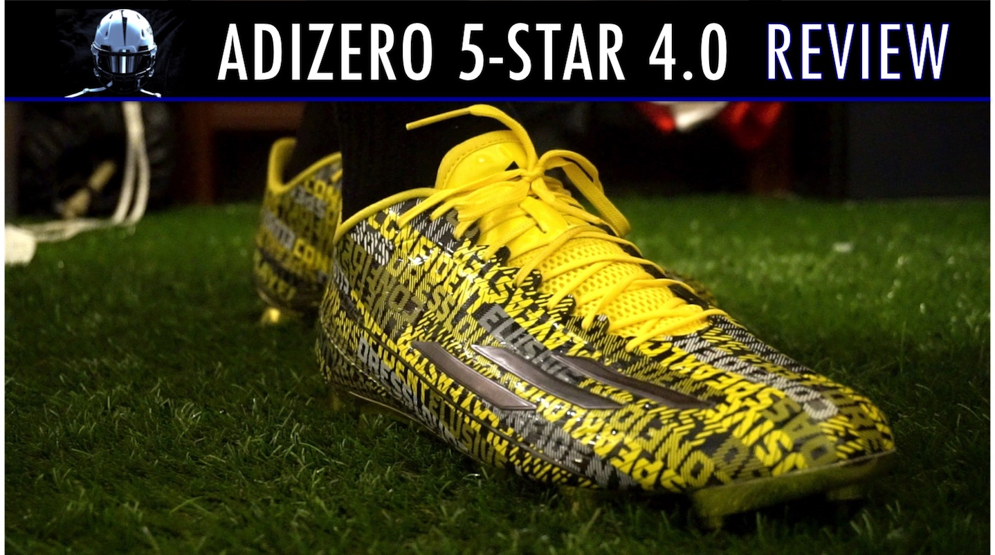 Me Uncaged Cleat Adizero Adidas 5star 40 ZOuPXwkiTl